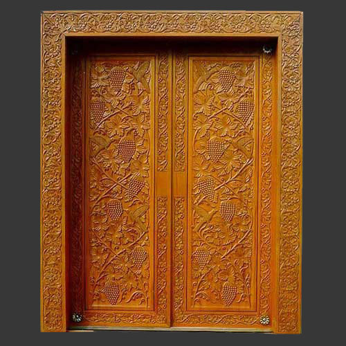 Surabaya carved door